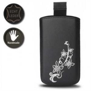 Valenta Pocket Lily 22 - Black - 411132 - Echt Leder Tasche - Easy-Out-Band