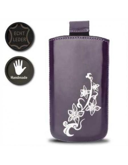 Valenta Pocket Lily 22 - Violet - 411170 - Echt Leder Tasche - Easy-Out-Band