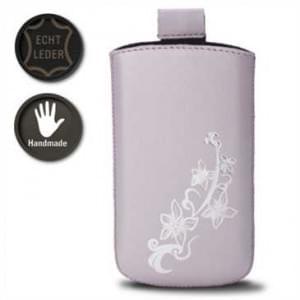 Valenta Pocket Lily 20 - Purple - 413273 - Echt Leder Tache - Easy-Out-Band