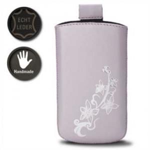 Valenta Pocket Lily 25 - Purple - 413815 - Echt Leder Tache - Easy-Out-Band