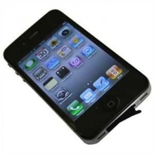 Silicon / Silikon Staubschutz Schutzkappe für die Ladebuchse für Apple iPhone 4, iPhone 4S