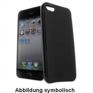 TPU Silicon Tasche für Wiko Lenny 2 - Schwarz
