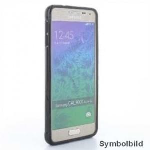 TPU Silikon Hülle Tasche für Samsung Galaxy A5 (2016) - Schwarz