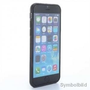 TPU Silikon Hülle Tasche für Apple iPhone 7 / 8 - Schwarz