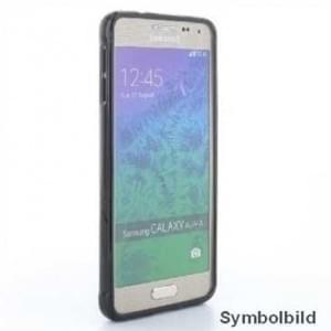 TPU Silikon Hülle Tasche für Samsung Galaxy A3 (2017) - schwarz