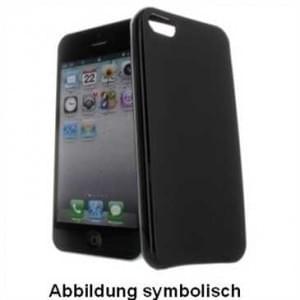 Silikon Case / Schutzhülle für Huawei P10 Plus - schwarz