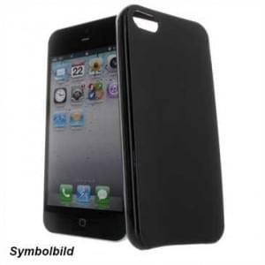 TPU Silicon Hülle / Tasche für Motorola Moto G5 Plus - schwarz