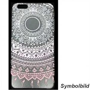 TPU Silikon Hülle Tasche mit Druck für Samsung Galaxy Xcover 4 - Design: Mandala