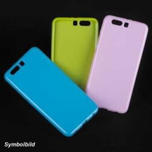 TPU Color Hülle Tasche für Huawei P10 - blau