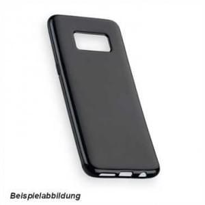 TPU Hülle Tasche für Samsung Galaxy A8 Plus (2018) - schwarz