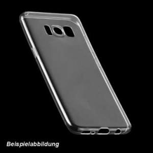 Ultra Slim TPU Case / Tasche für Samsung Galaxy A8 (2018) - transparent