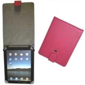 XiRRiX Kunstleder Tablet Tasche - passend für z.B.: Apple iPad 4G, iPad 3G, iPad 2G, iPad 1G - pink
