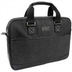 """Krusell Uppsala Laptop Notebook Tasche bis 16"""" (40,6cm), Innenmaß: 390 x 290 x 80mm - Schwarz"""