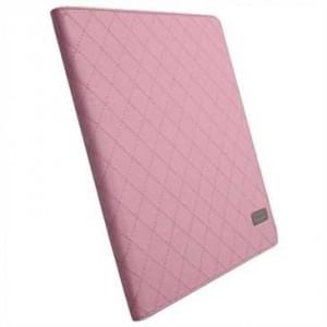 "Krusell Avenyn Tablet Tasche mit ""Sleep Mode"" - für Apple iPad 4G, 3G, 2G - rosa"