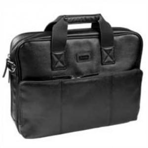 """Krusell Notebook Laptop Tasche Ystad - bis 16"""" (40,6cm) - bis 360 x 270 x 60 mm - schwarz"""