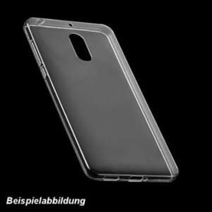 Ultra Slim TPU Silicon Schutzhülle / Tasche für Nokia 8 - Transparent