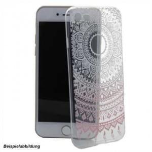 TPU Hülle Tasche mit Druck für Apple iPhone X - Design: Mandala