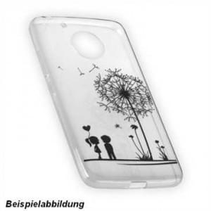 TPU Hülle Case Tasche mit Druck für Motorola Moto G5S - Design: Love