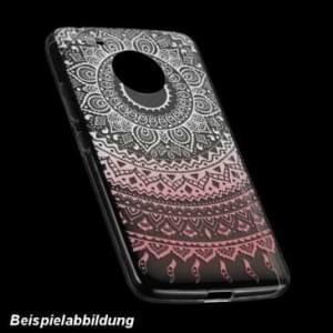 TPU Hülle Case Tasche mit Druck für Motorola Moto G5S - Design: Mandala