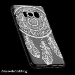 TPU Hülle Tasche mit Druck für Samsung Galaxy S9 - Design: Feder