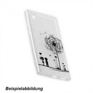 TPU Hülle Case Tasche mit Druck für Sony Xperia L2 - Design: Love
