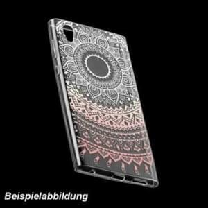 TPU Hülle Case Tasche mit Druck für Sony Xperia L2 - Design: Mandala