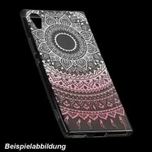 TPU Hülle Case Tasche mit Druck für Sony Xperia XA2 - Design: Mandala