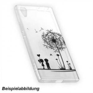 TPU Hülle Case Tasche mit Druck für Sony Xperia XA2 - Design: Love
