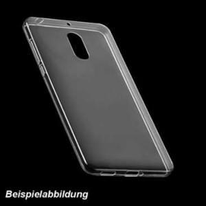 Ultra Slim TPU Case Tasche für Nokia 6 (2018) - Transparent