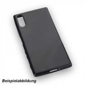 TPU Hülle / Case / Tasche für Sony Xperia XZ2 Compact schwarz