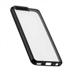 Protector Case Tasche für Huawei P10 transparent mit schwarzen Rahmen