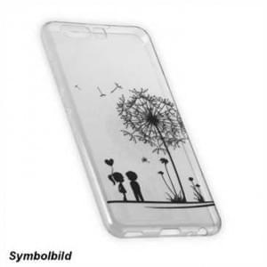 TPU Silikon Hülle Tasche mit Druck für Nokia 3 - Design: Love