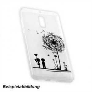 TPU Hülle Case Tasche mit Druck für Nokia 2 - Design: Love