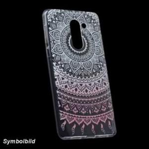 TPU Hülle / Tasche für Huawei Honor 9 - mit Druck Design: Mandala