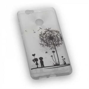 TPU Hülle Tasche für Huawei Honor 9 mit Druck - Design: Love