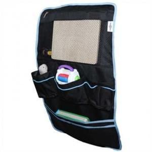 XiRRiX Auto Utensilo Rücksitz Organzier für die Rückenlehne des Autositzes