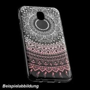 TPU Hülle Tasche mit Druck für Samsung Galaxy Note 8 mit Druck - Design: Mandala