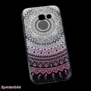TPU Hülle / Tasche für Samsung Galaxy J5 (2017) - mit Druck Design: Mandala