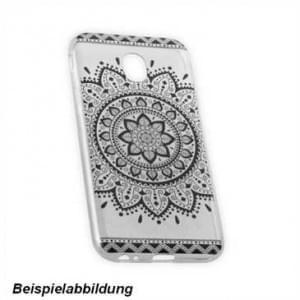 TPU Hülle Case Tasche für LG Q6 mit Druck - Design: Tribal