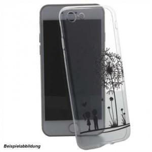 TPU Hülle Case Tasche für LG Q6 mit Druck - Design: Love