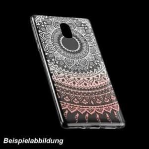 TPU Hülle Case Tasche für LG Q6 mit Druck - Design: Mandala
