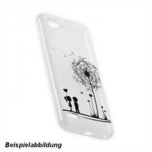 TPU Schutzhülle Case Tasche mit Druck für LG V30 - Design: Love