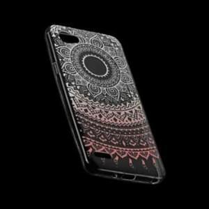 TPU Schutzhülle / Tasche mit Druck für LG V30 - Design: Mandala