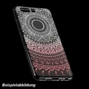 TPU Schutzhülle Case Tasche mit Druck für Huawei Mate 10 Lite - Design: Mandala
