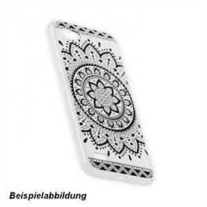 TPU Schutzhülle Case Tasche mit Druck für Huawei Mate 10 Lite - Design: Tribal