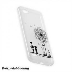 TPU Schutzhülle Case Tasche mit Druck für Huawei Mate 10 Lite - Design: Love