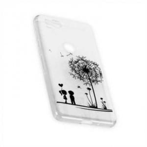 TPU Schutzhülle Case Tasche mit Druck für Google Pixel 2 - Design: Love