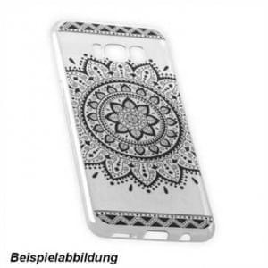 TPU Hülle Case Tasche mit Druck für Samsung Galaxy A8 (2018) - Design: Tattoo