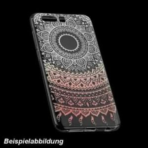 TPU Hülle Case Tasche mit Druck für Huawei Honor View 10 - Design: Mandala