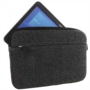 XiRRiX Textil Tablet PC Tasche - Schutzhülle mit extra Fach - 9,7